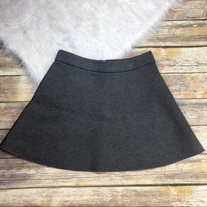 ✨2/$20✨ NWT Banana Republic Neoprene Gray Skirt